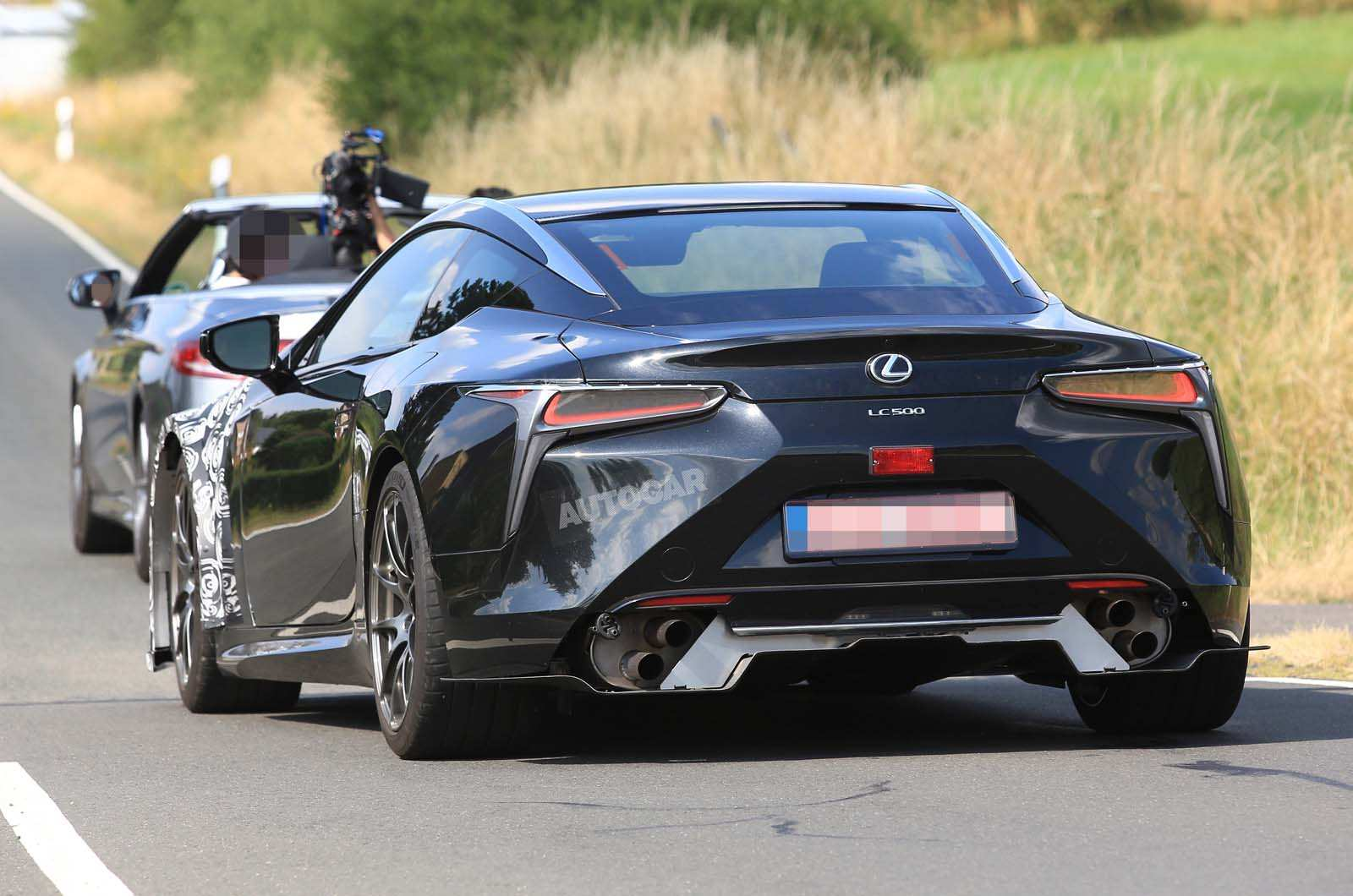 36 All New 2020 Lexus Lc F Performance And New Engine