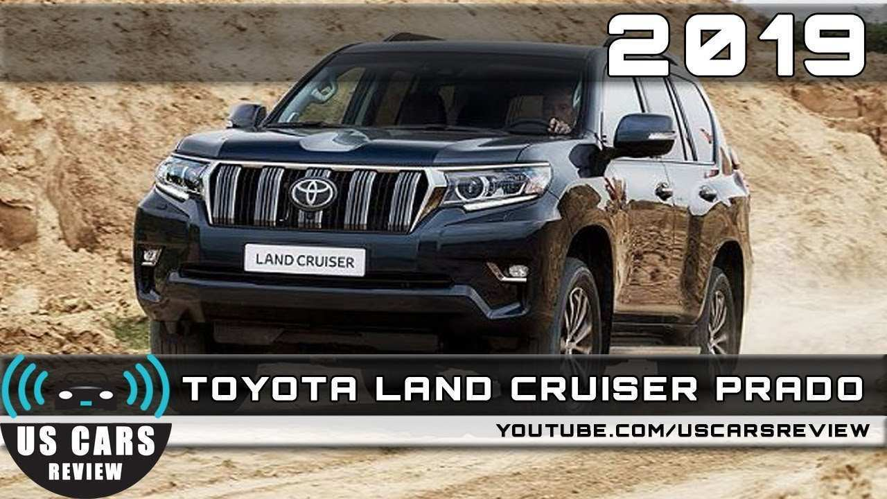 36 Best 2019 Toyota Prado Redesign Overview