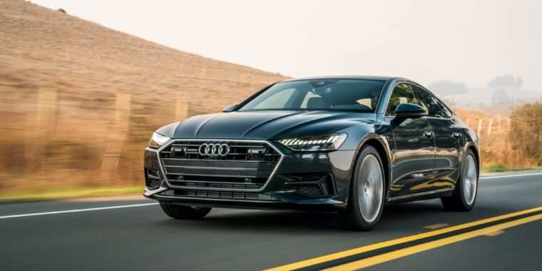 36 New 2019 Audi A7 Debut Images
