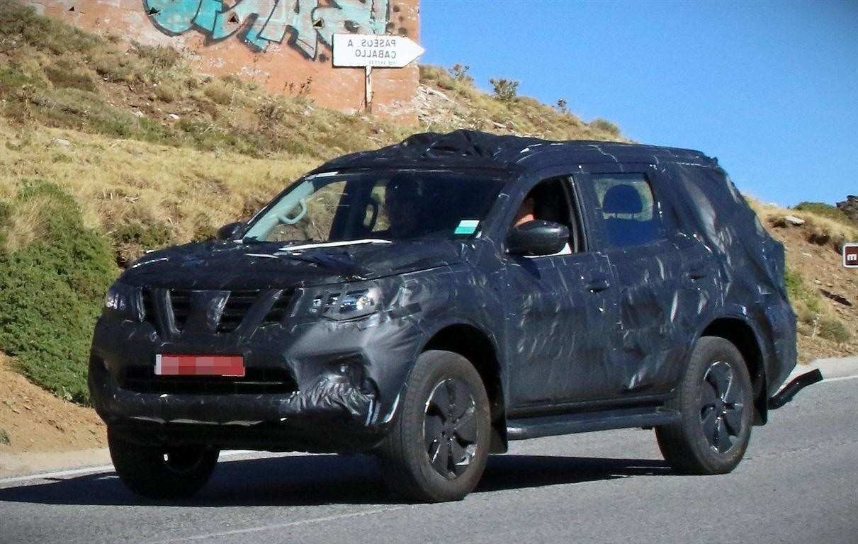 36 New 2019 Nissan Pathfinder Release Date Picture