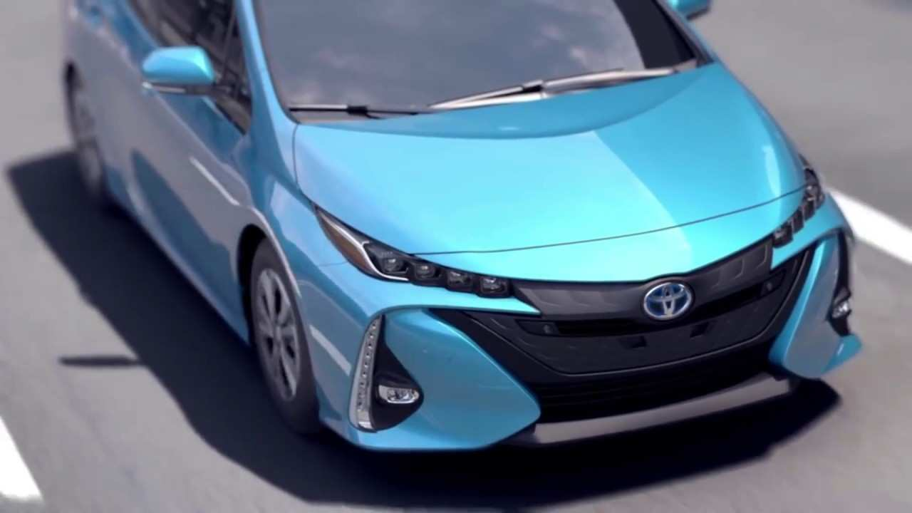 36 The 2019 Toyota Prius Plug In Hybrid Review And Release Date