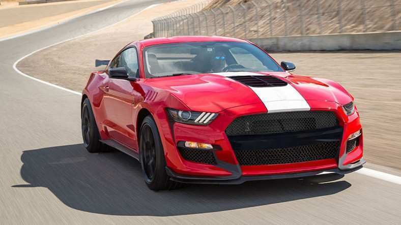 36 The Best 2019 Ford Gt 500 Performance And New Engine