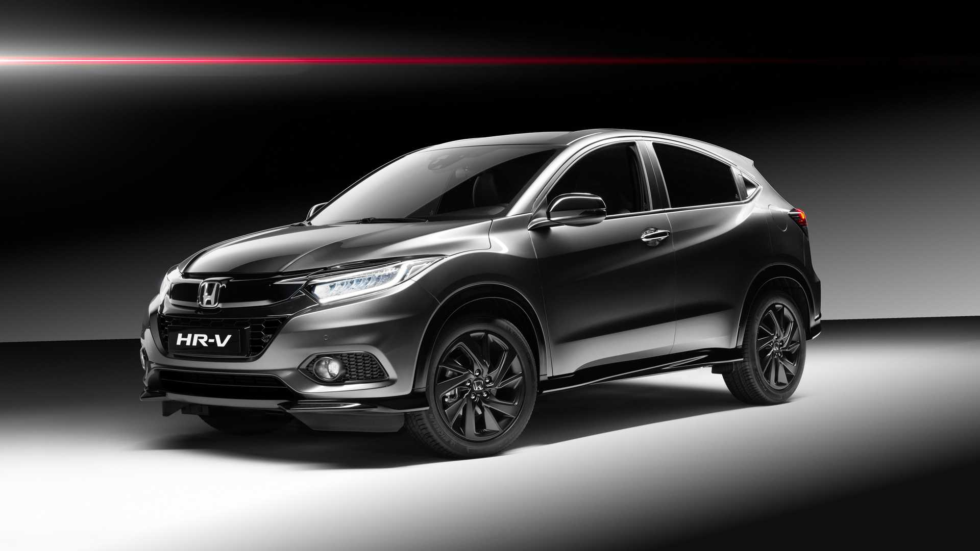 36 The Best 2019 Honda Hrv Rumors Release Date