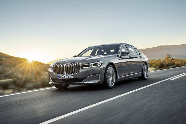 37 All New 2019 Bmw 7 Series Lci Wallpaper