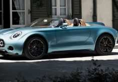 2019 Mini Superleggera