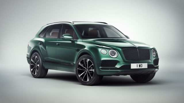37 All New 2020 Bentley Suv New Model And Performance