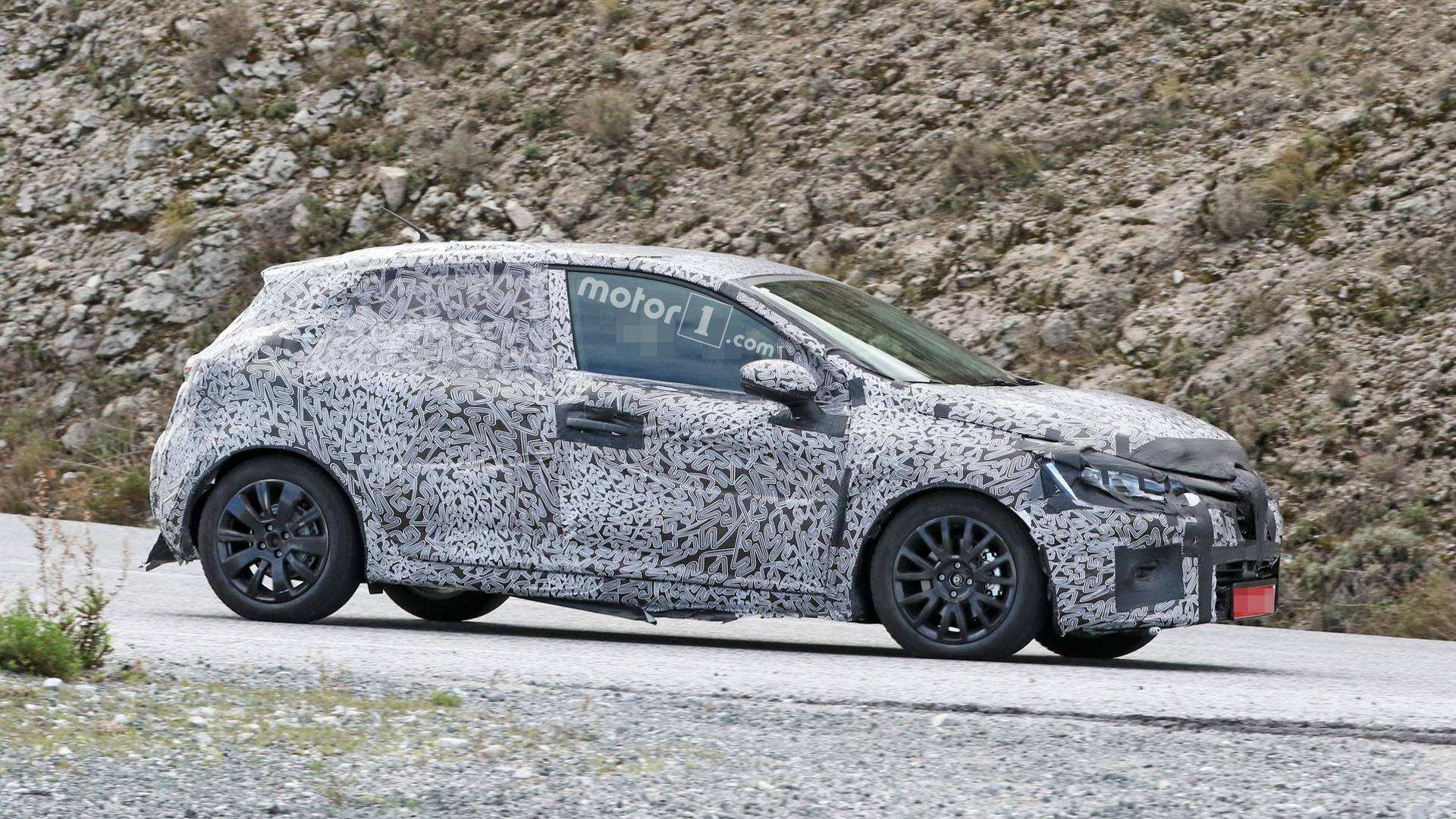 37 All New Renault Clio 2019 Spy Picture