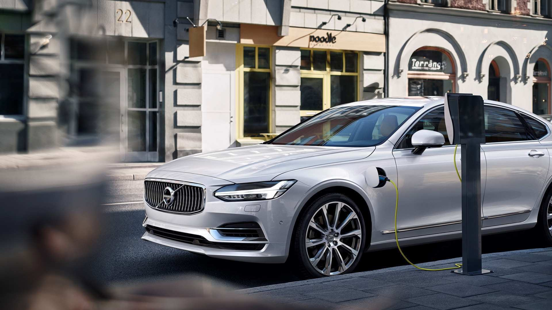 37 All New Volvo 2020 Pledge New Concept