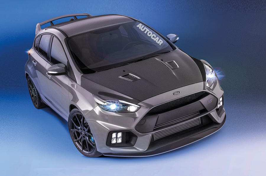 37 New 2019 Ford Focus Rs500 Concept And Review