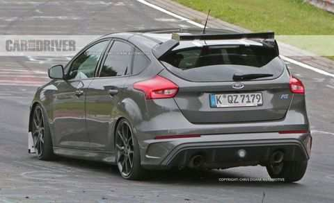 37 New 2019 Ford Focus Rs500 Release