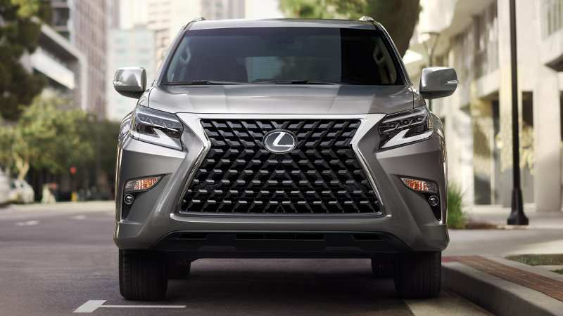 37 New 2020 Lexus Gx 460 Redesign Engine