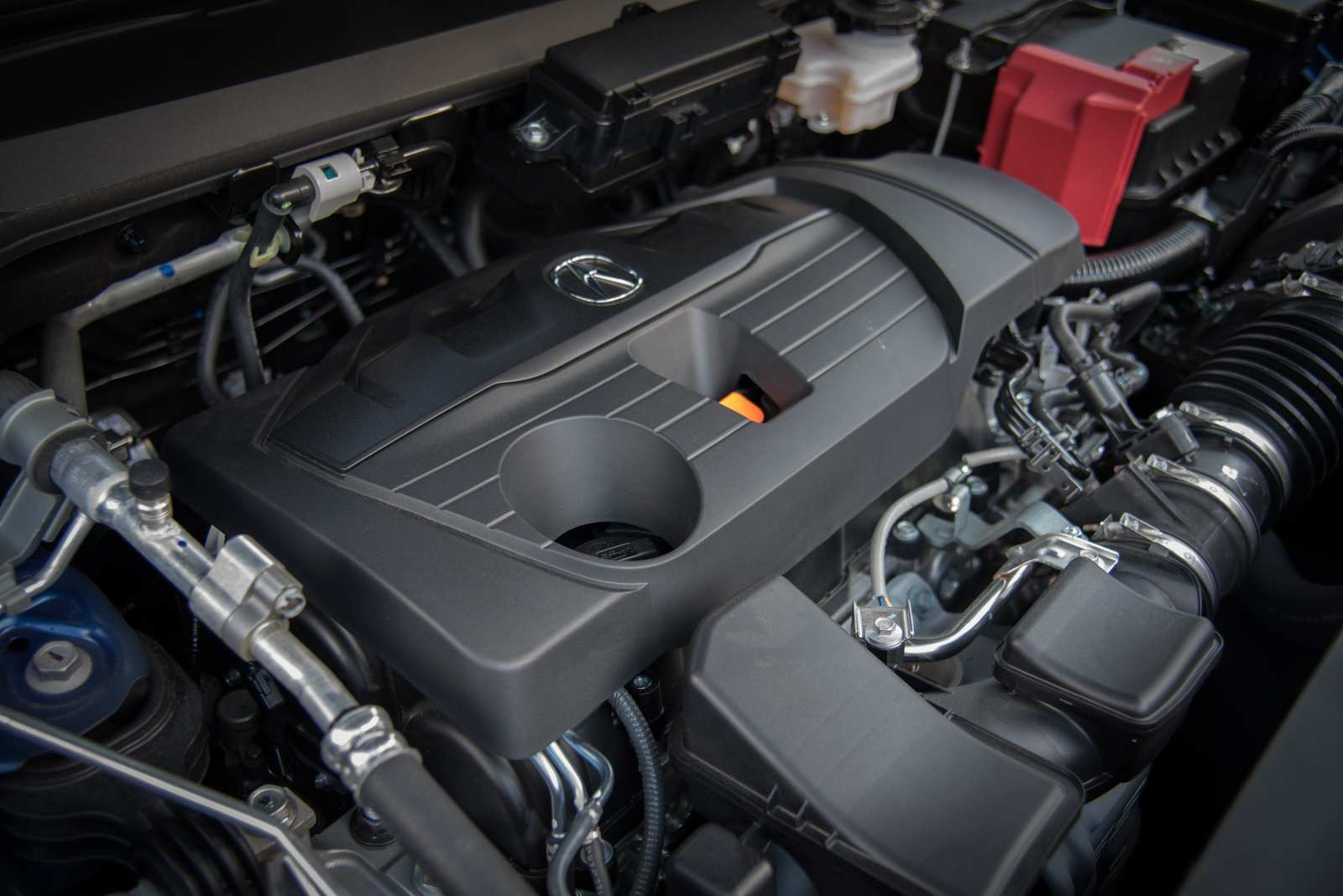 37 The 2019 Acura Rdx Engine Spy Shoot