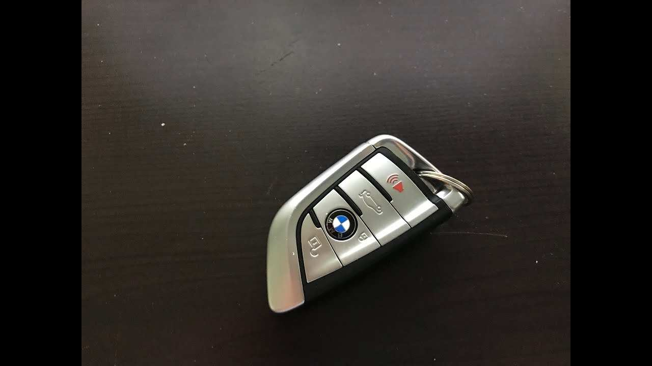 37 The 2019 Bmw Key Fob Release Date