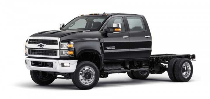 37 The 2019 Gmc 4500Hd Research New