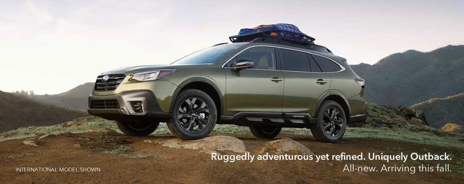 37 The Subaru 2020 Plan Images