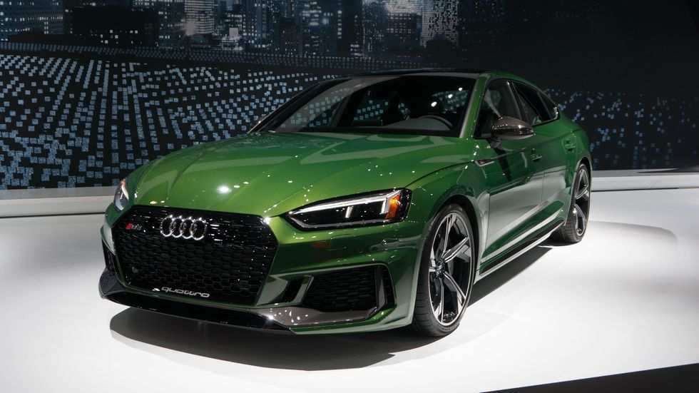 38 New 2019 Audi Green First Drive