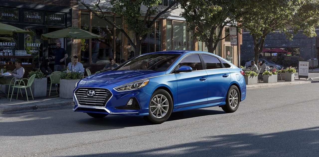 38 New 2019 Hyundai Sonata Review Rumors