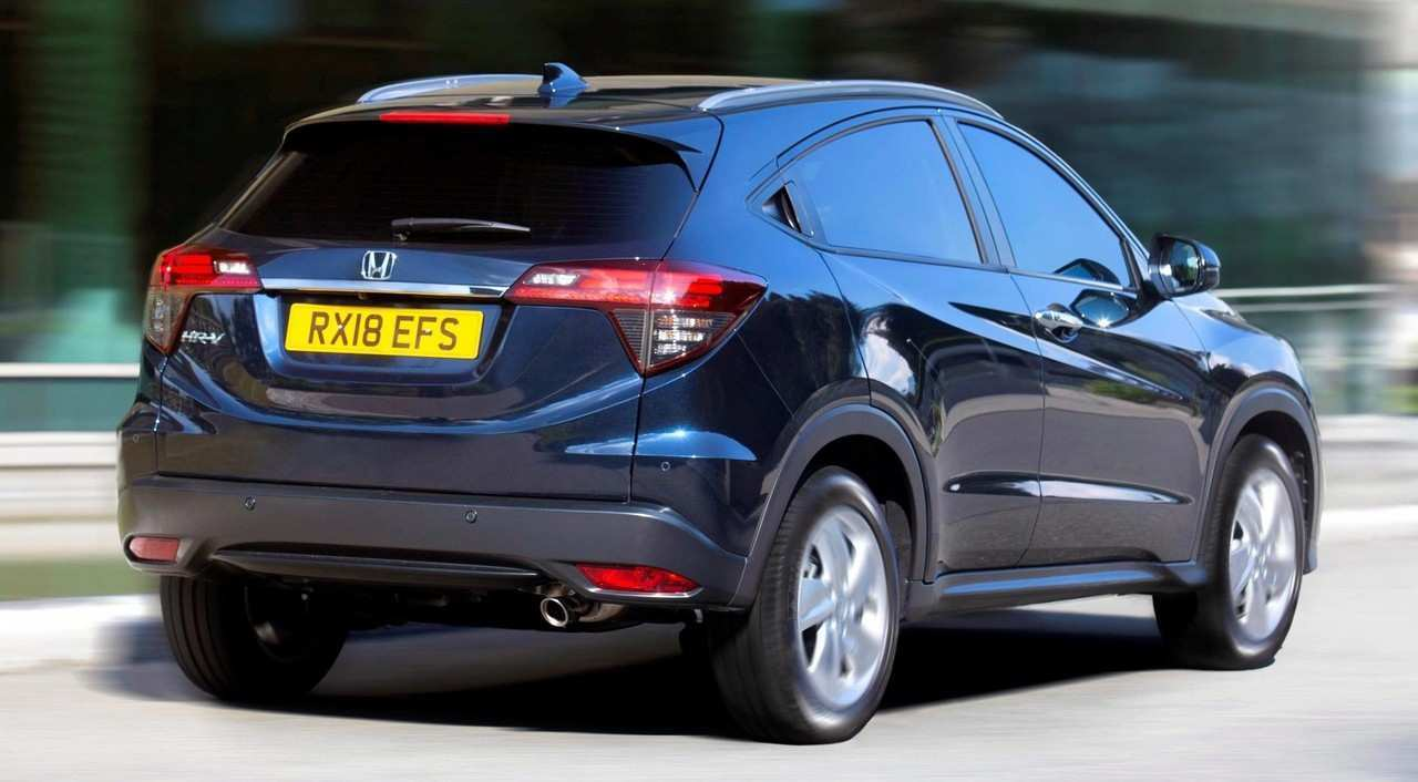 39 The Best 2019 Honda Hrv Rumors New Model And Performance