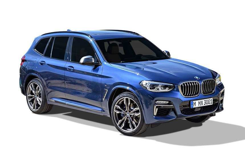 40 All New 2019 Bmw X3 Diesel Exterior
