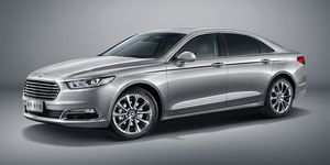 40 All New 2019 Ford Taurus Usa Redesign And Concept
