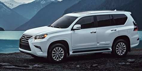 40 All New 2020 Lexus Gx 460 Redesign Model