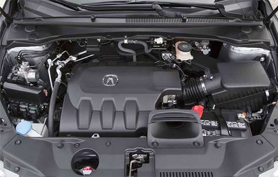 41 All New 2019 Acura Rdx Engine Reviews