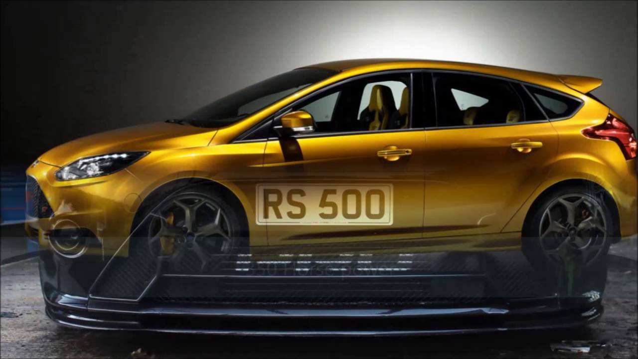 41 The 2019 Ford Focus Rs500 Concept