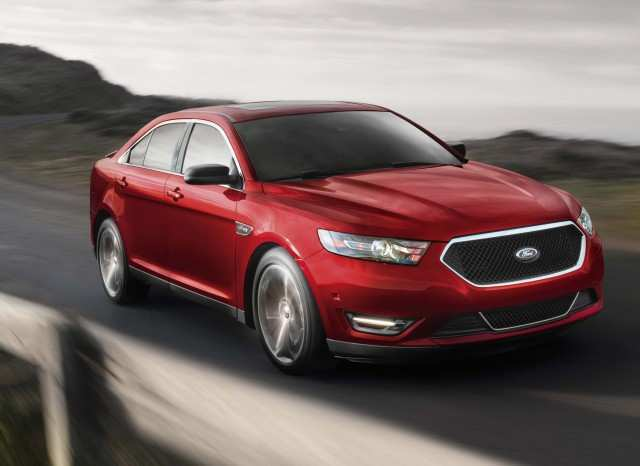 41 The 2019 Ford Taurus Usa Redesign And Review