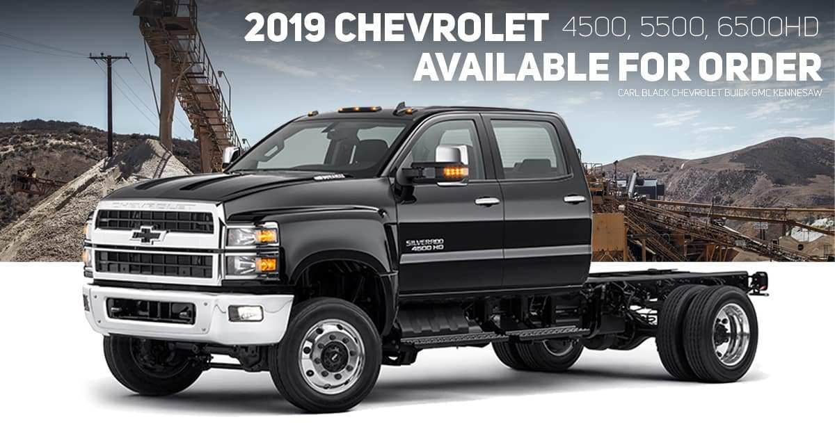 41 The 2019 Gmc 4500Hd Price And Release Date