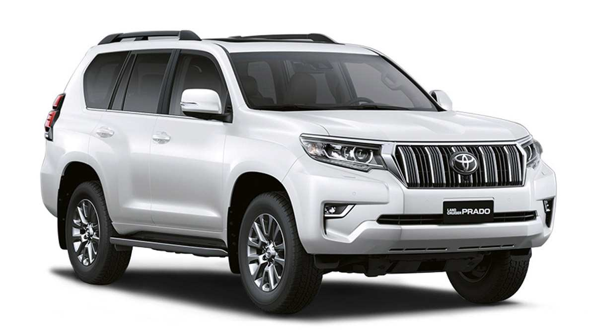 41 The 2019 Toyota Prado Redesign Release