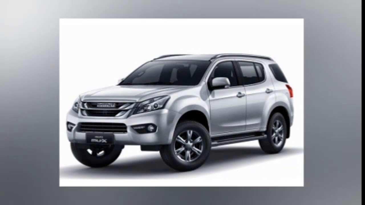 41 The Best 2019 Isuzu Trooper Price And Review