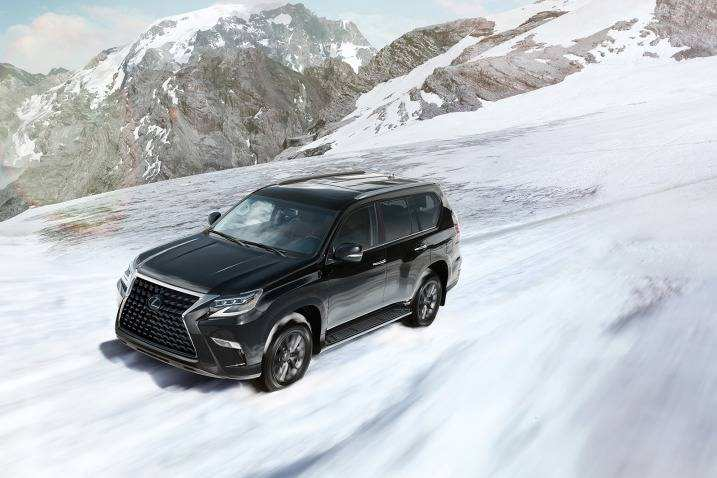 41 The Best 2020 Lexus Gx 460 Redesign History