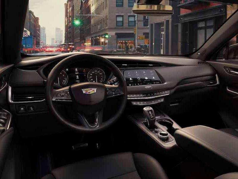 42 All New 2019 Cadillac Interior Style