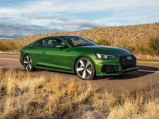 42 New 2019 Audi Green Exterior And Interior