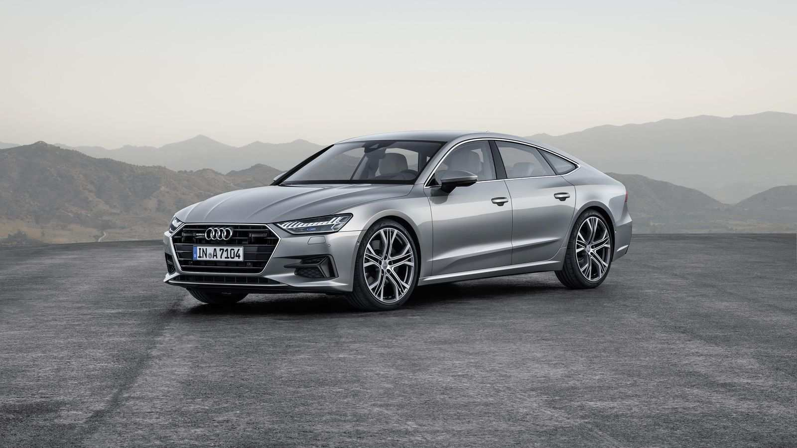 43 All New 2019 Audi A7 Debut Style