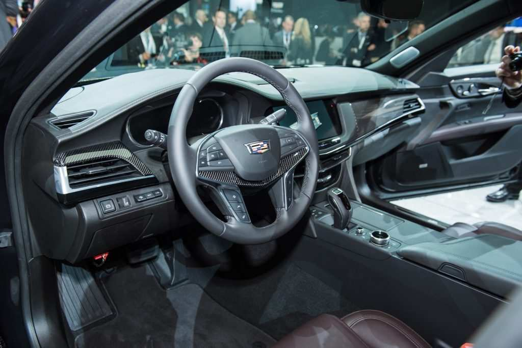 43 Best 2019 Cadillac Interior Release