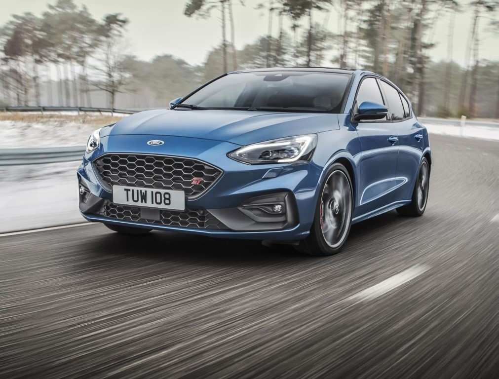 43 Best 2019 Ford Focus Sedan 2 Review