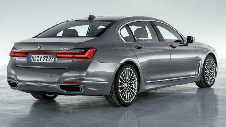 43 The Best 2019 Bmw 7 Series Lci Specs