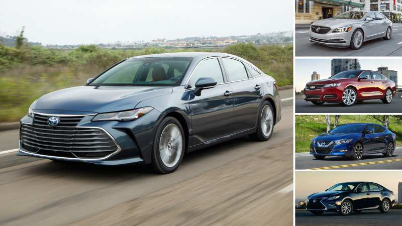 43 The Best 2019 Toyota Vehicles Performance And New Engine