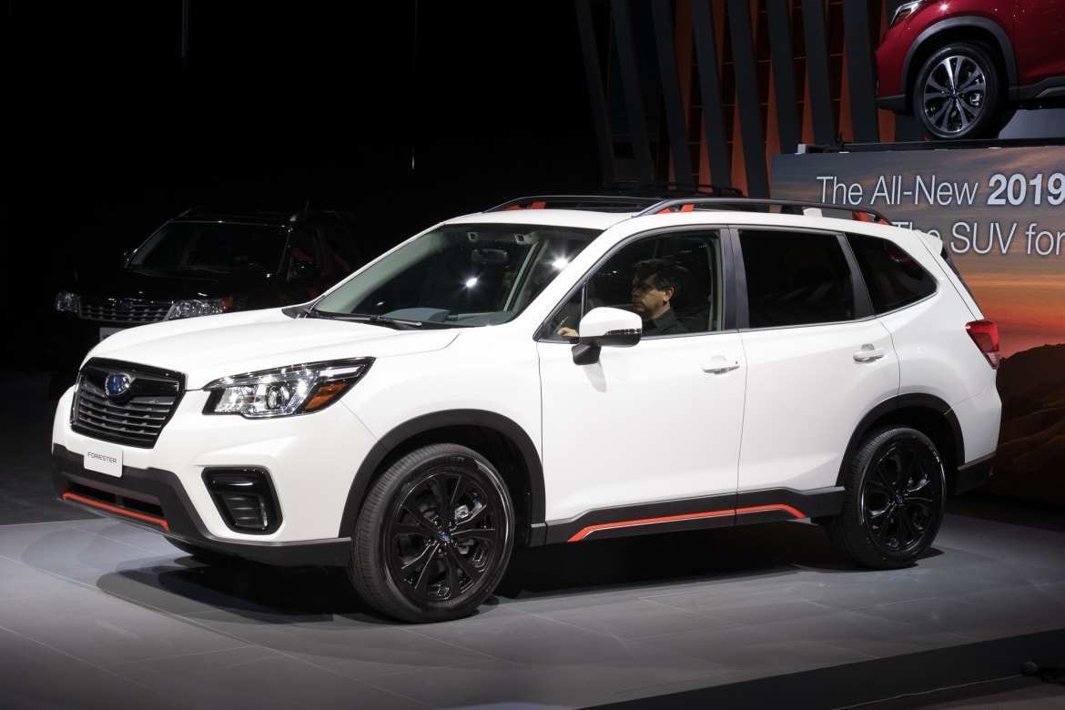 44 A 2019 Subaru Suv Price And Review