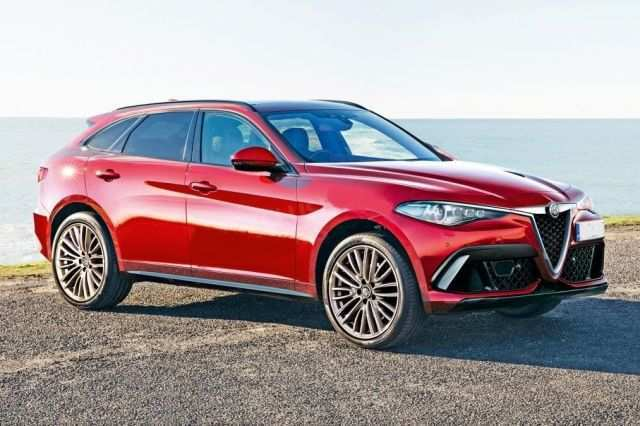 44 A 2020 Alfa Romeo Castello New Model And Performance