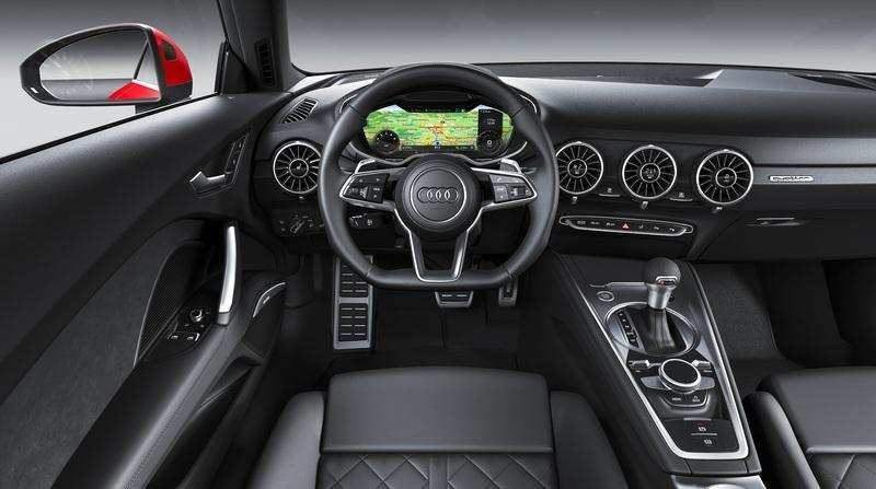 44 All New 2019 Audi Tt Specs New Review