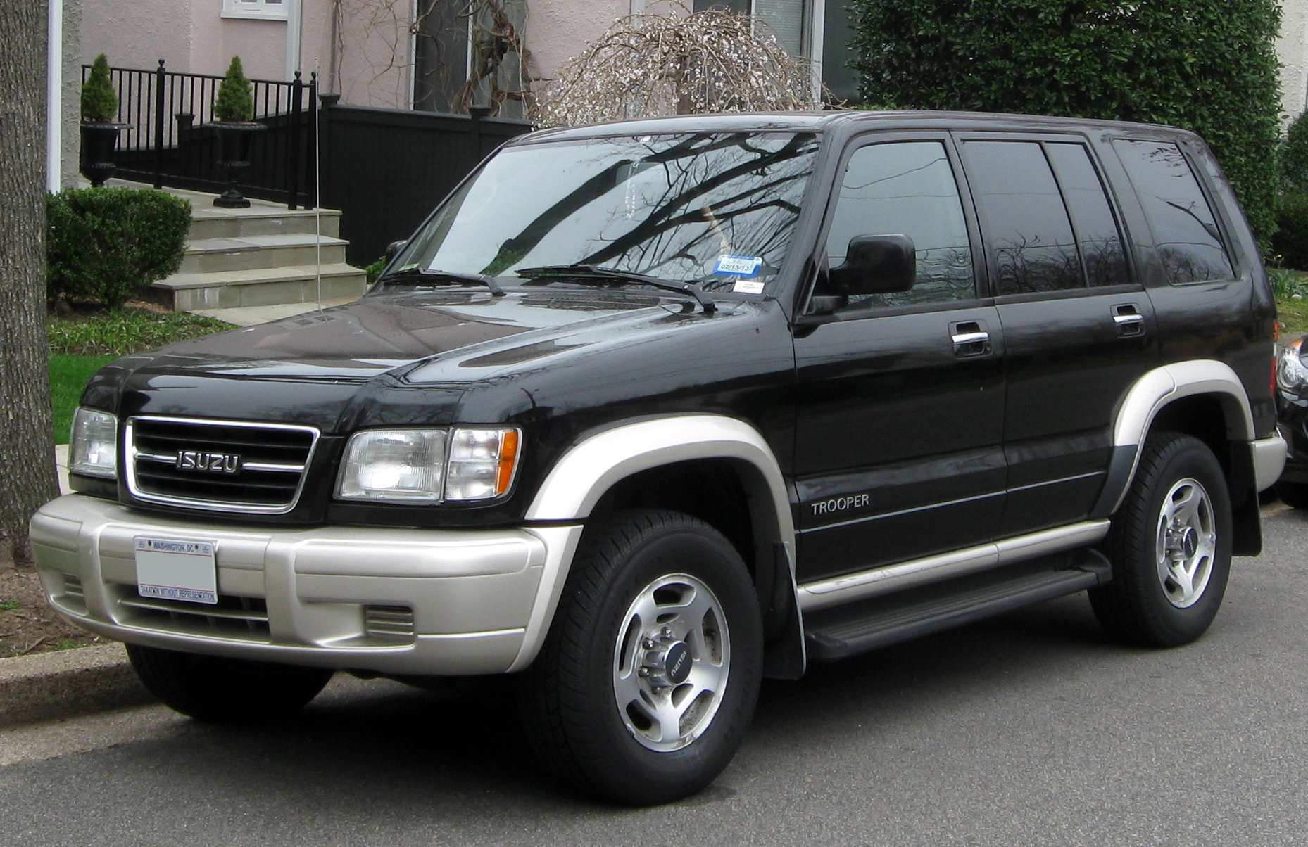44 New 2019 Isuzu Trooper Specs And Review