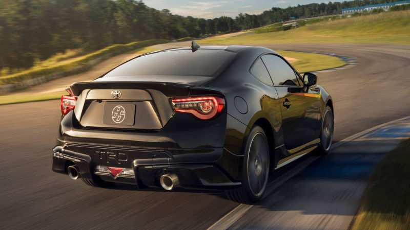45 All New 2019 Toyota S Fr Ratings