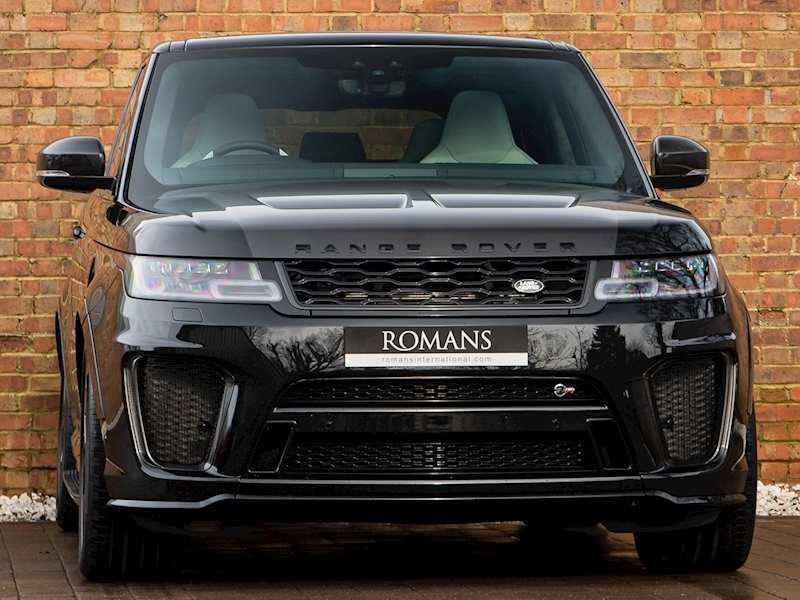45 Best 2019 Land Rover Svr Performance