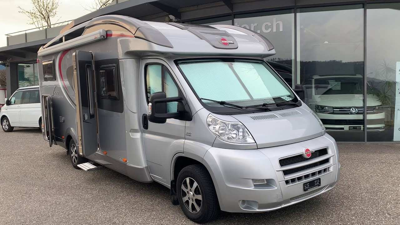 45 New Fiat Burstner 2020 2 Price Design And Review