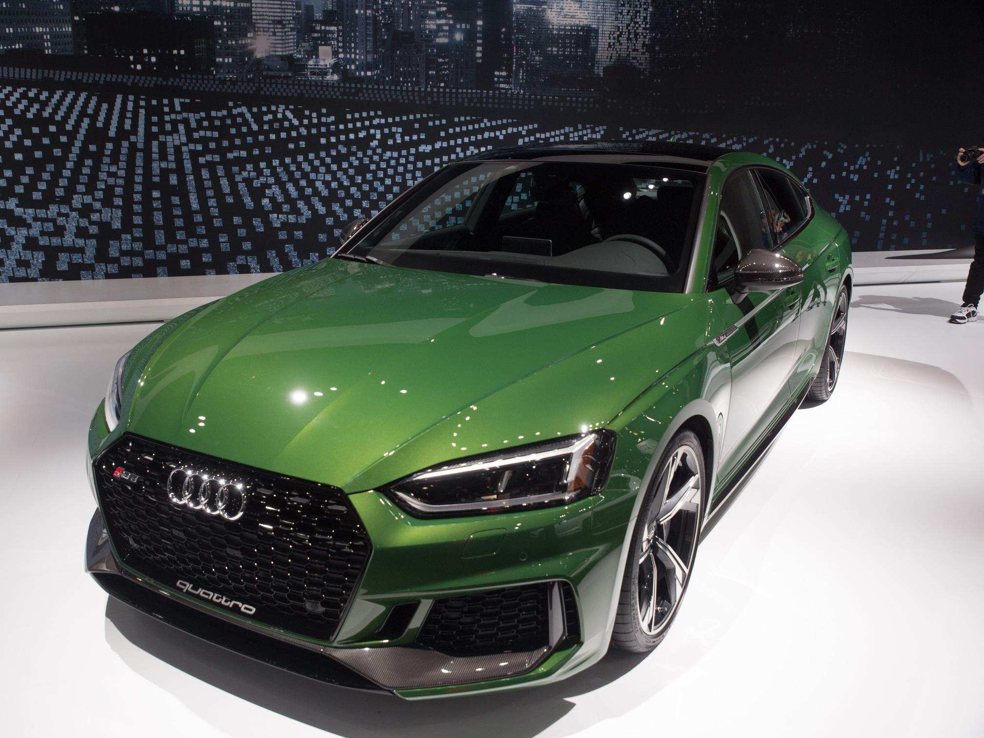 45 The 2019 Audi Green Engine