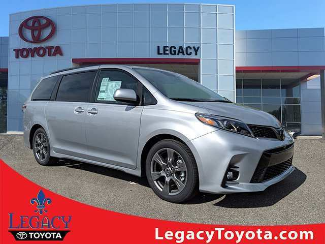 45 The 2019 Toyota Sienna Se Concept