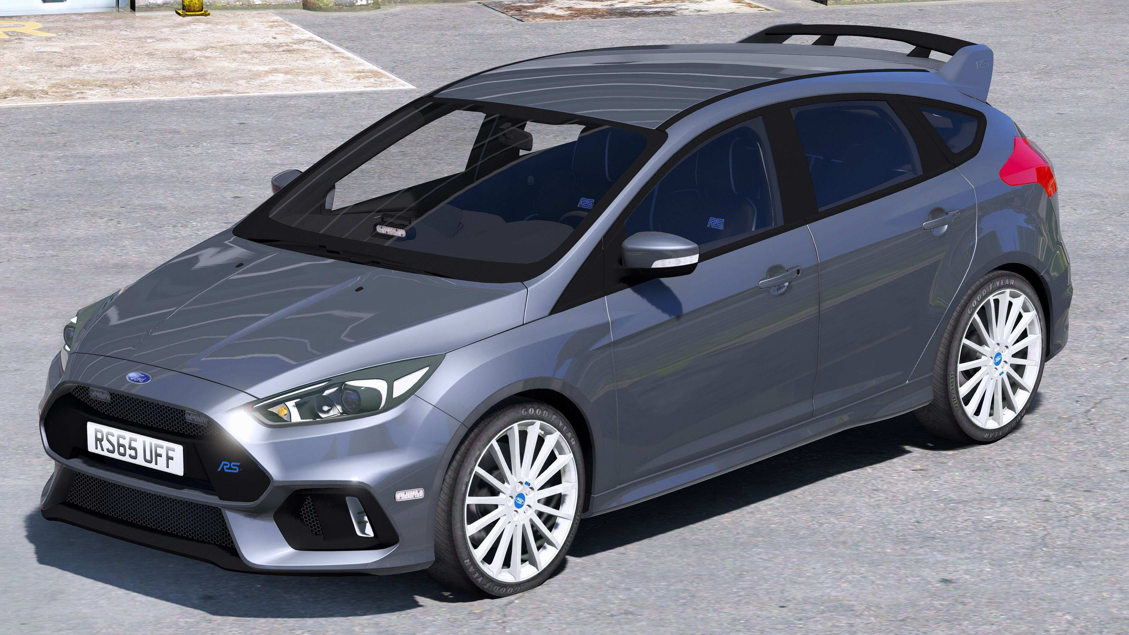 46 A 2019 Ford Focus Rs500 Price And Review