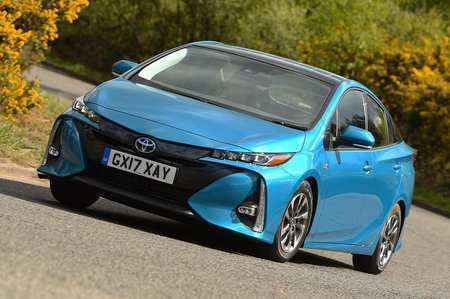 46 Best 2019 Toyota Prius Plug In Hybrid Spy Shoot